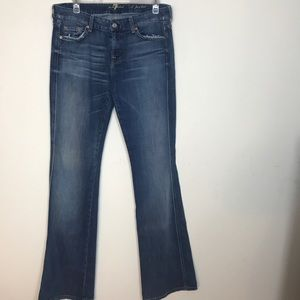7 For All Mankind- A pocket Jeans size 30